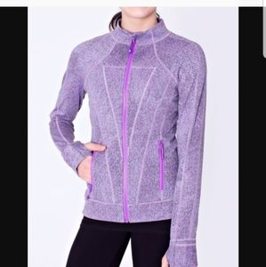 IVIVVA Perfect Your Practice jacket - size…